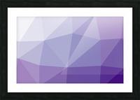 patterns polygon 3D (3)_1557106641 Picture Frame print