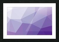 patterns polygon 3D (44)_1557106654.03 Picture Frame print