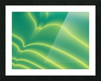 Abstract  (3) Picture Frame print