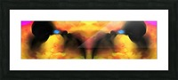 Birth Concept Picture Frame print