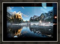 Yosemite Picture Frame print