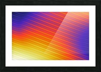 New Popular Beautiful Patterns Cool Design Best Abstract Art (105) Picture Frame print