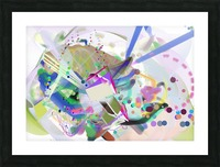 New Popular Beautiful Patterns Cool Design Best Abstract Art (4) Picture Frame print
