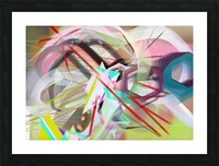 New Popular Beautiful Patterns Cool Design Best Abstract Art (2) Picture Frame print