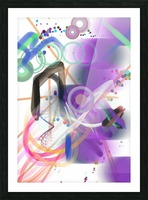 New Popular Beautiful Patterns Cool Design Best Abstract Art (9)_1557269366.5 Picture Frame print