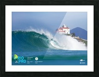 2017 RIO PRO Surf Competition Print Picture Frame print