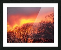 Sunset 1 Picture Frame print