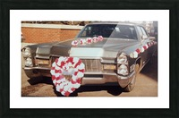 Cadillac 1968 Picture Frame print
