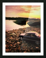 By the rivers of.... Picture Frame print