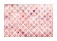 Geometric XXXXVII Picture Frame print