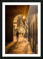 Silhouette  Tower Bridge London Impression et Cadre photo