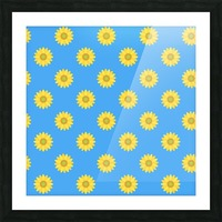 Sunflower (36) Picture Frame print