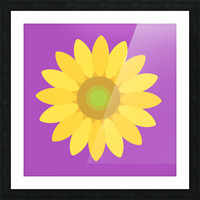 Sunflower (11)_1559875861.2396 Picture Frame print