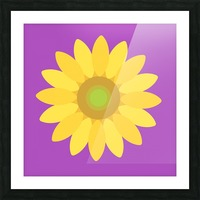Sunflower (11)_1559876482.665 Picture Frame print