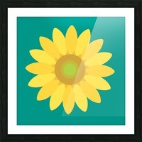 Sunflower (15)_1559876665.7687 Picture Frame print
