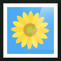 Sunflower (13)_1559876665.7609 Picture Frame print
