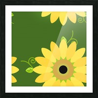 Sunflower (59)_1559876653.1233 Picture Frame print