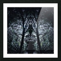 Lord of Shadows Picture Frame print