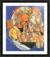 Leafs by Juan Gris Picture Frame print
