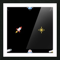 Space (20)_1560183086.6717 Picture Frame print