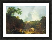Distant View of Maecenas Picture Frame print