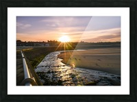 St. Andrews Dundee Scotland Picture Frame print