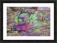 Twist Picture Frame print