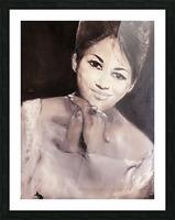 Aretha Impression et Cadre photo