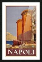 vintage travel travel poster poster Picture Frame print