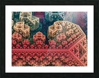 fractals 3d graphics designs   Picture Frame print