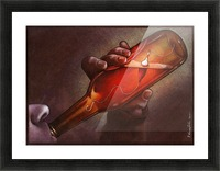 Drink Picture Frame print
