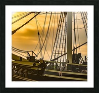 Friendship of Salem 8 Picture Frame print