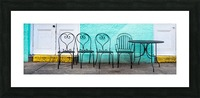 NOLA Morning Picture Frame print