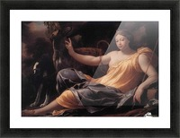 Diana Picture Frame print