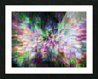 A Brush of Angel Wings Picture Frame print