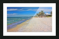 Beach Time  Picture Frame print