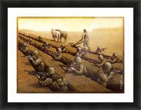 Pawel Kuczynski 26 Picture Frame print