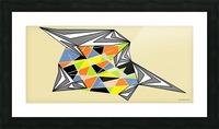 Starship Picture Frame print