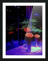 BO31 - Flower Arrangement Picture Frame print