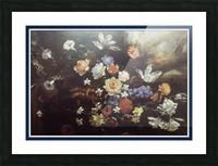 Howard010_Fotor floral1 copy Picture Frame print