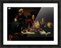 The Dinner Picture Frame print