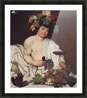 Self portrait Caravaggio Picture Frame print