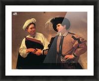 Fortune-Teller Picture Frame print