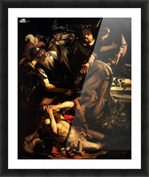 The conversion of Saint Paul Picture Frame print
