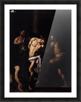 Flagellation of Christ Picture Frame print