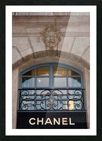 Chanel Paris Picture Frame print