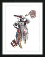 Herero woman 1 Impression et Cadre photo
