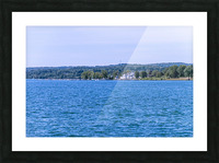 Skaneateles Lake 6 Picture Frame print