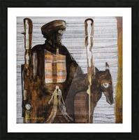 Shadow horserider 2 Impression et Cadre photo