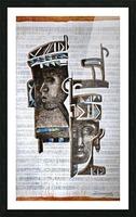 Cubic Africa 1 Impression et Cadre photo